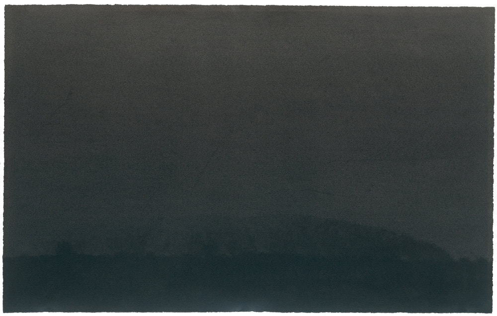 John Beard, 'Uluru 2', 2002, watercolour on arches paper, 50 x 79 cm, unframed