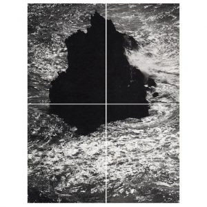 John Beard, 'ADRAGA 1:19', 2019, inkjet-print on metallic roll media photo paper, face mounted to Dibond aluminium, four panels, 76 x 58cm each, 154 x 117cm overall, edition of 5 + 1 AP