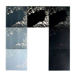 'The-Land's-End-II'-1998-screen-print-on-paper-mounted-onto-Dibond-aluminium-set-of-7-prints-76-x-76-cm-each-edition-of-5-1-AP