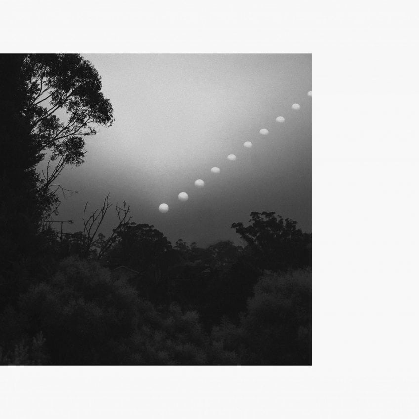 'Orb Sighting (Moon in Leo)', 2020, photo gallery rag paper, 39 x 39 cm, framed, edition of 7 + 2AP