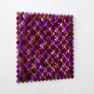 Dani Marti 'Dust (Purple #1)'